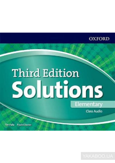 Фото - Solutions. Elementary. Class Audio CDs