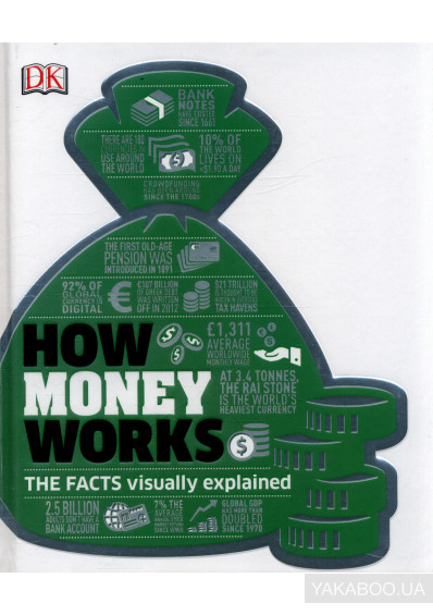 Фото - How Money Works: The Facts Visually Explained