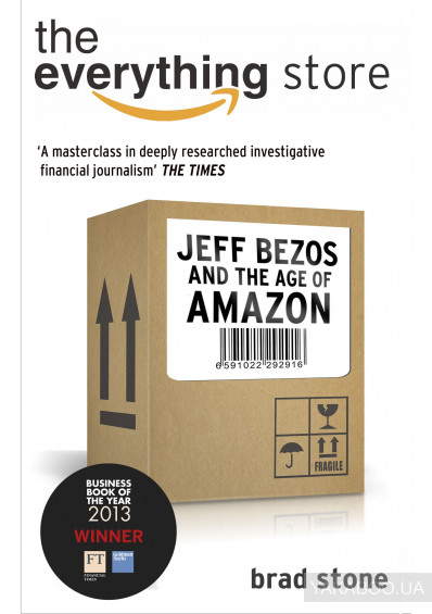 Фото - The Everything Store. Jeff Bezos and the Age of Amazon