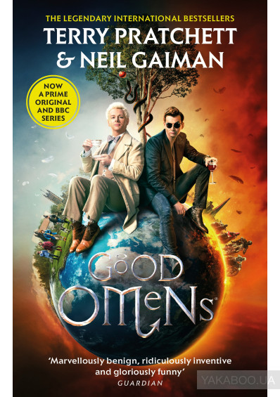 Фото - Good Omens (TV Tie-In)