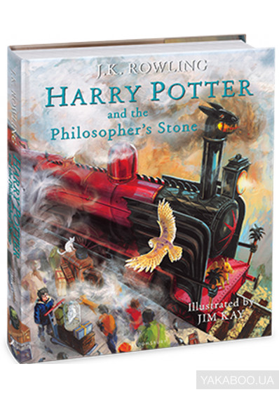 Фото - Harry Potter and the Philosopher's Stone. Illustrated Edition