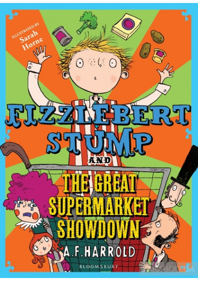Фото - Fizzlebert Stump and the Great Supermarket Showdown