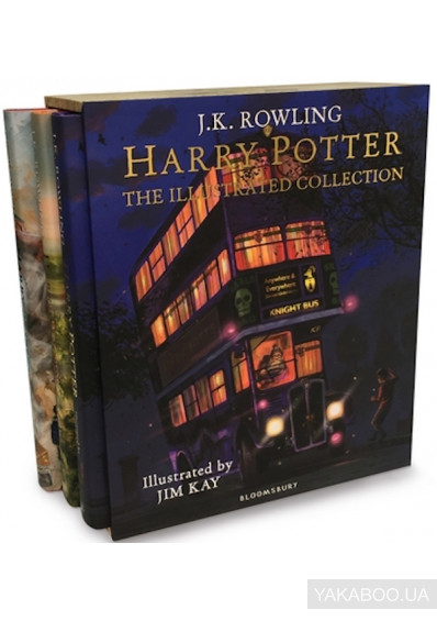 Фото - Harry Potter. The Illustrated Collection