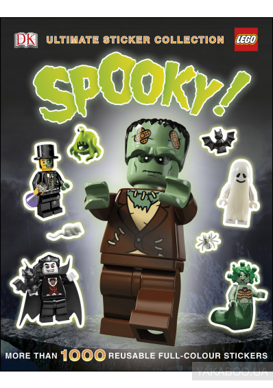 Фото - LEGO Spooky! Ultimate Sticker Collection