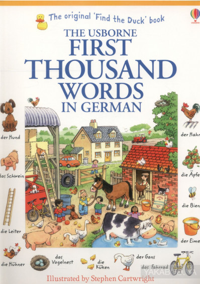 Фото - First Thousand Words in German