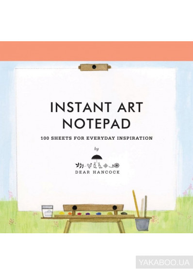 Фото - Instant Art Notepad. 100 Sheets for Everyday Inspiration
