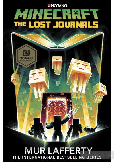 Фото - Minecraft: The Lost Journals