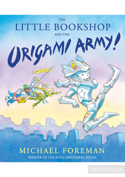 Фото - The Little Bookshop and the Origami Army