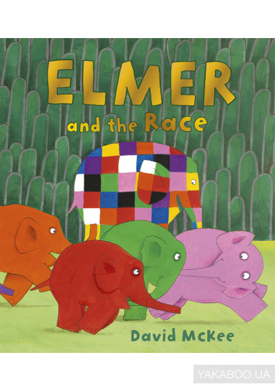 Фото - Elmer and the Race
