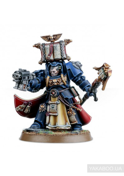 Фото - Набір для моделювання Games Workshop Warhammer 40000 Space Marine Librarian In Terminator Armour (99070101009)