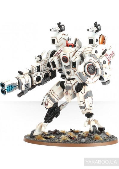 Фото - Миниатюра Games Workshop Tau Empire XV104 Riptide Battlesuit (99120113058)