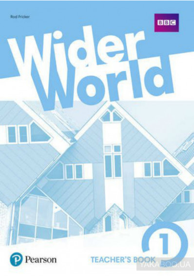 Фото - Wider World 1 (A1) Teacher's Book with DVD-ROM
