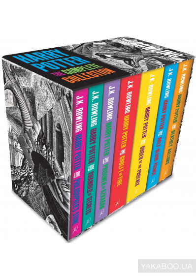 Фото - Harry Potter Boxed Set. The Complete Collection