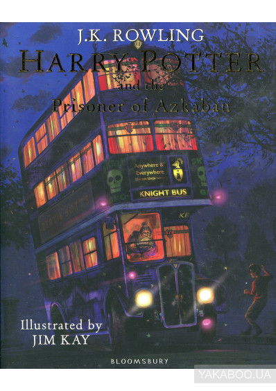 Фото - Harry Potter and the Prisoner of Azkaban: Illustrated Edition
