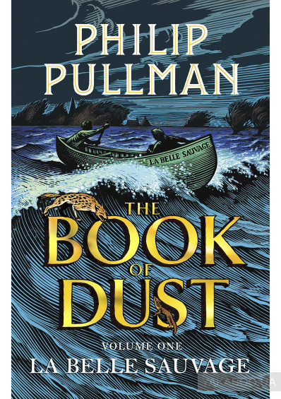 Фото - Book of Dust Book1. La Belle Sauvage
