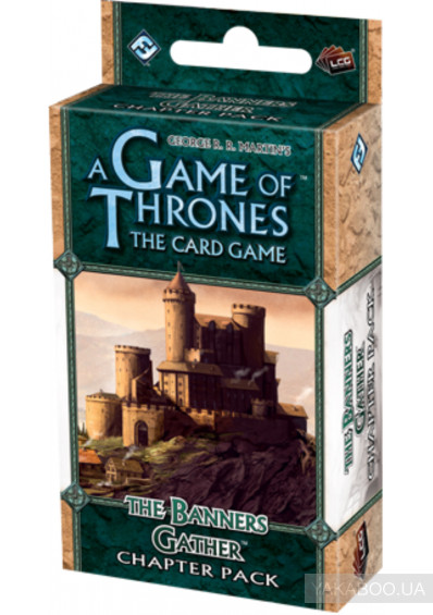 Фото - A Game of Thrones LCG: The Banners Gather Chapter Pack (13392)