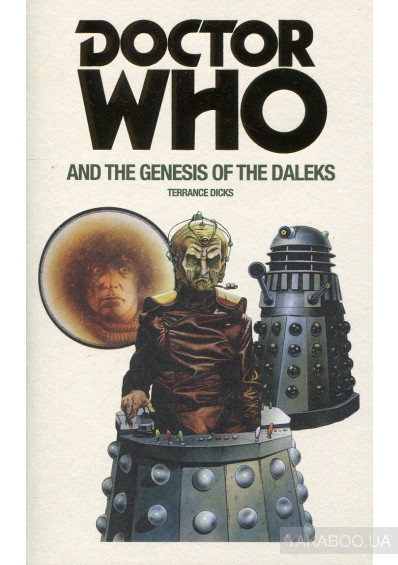 Фото - Doctor Who and the Genesis of the Daleks