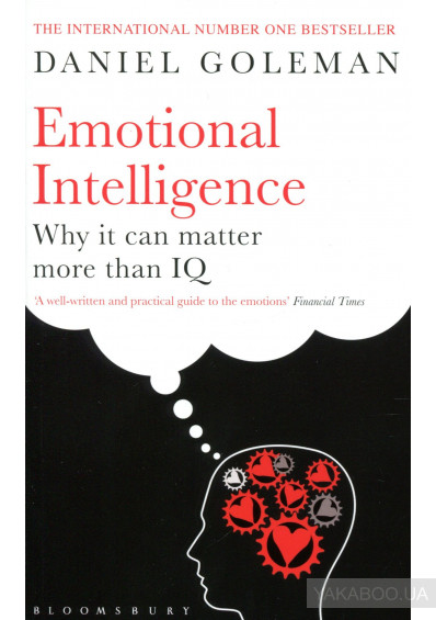 Фото - Emotional Intelligence. Why it Can Matter More Than IQ