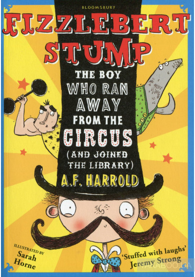 Фото - The Boy Who Ran Away From the Circus (and joined the library)