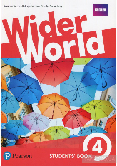Фото - Wider World 4. Students' Book