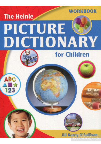 Фото - The Heinle Picture Dictionary for Children. Workbook