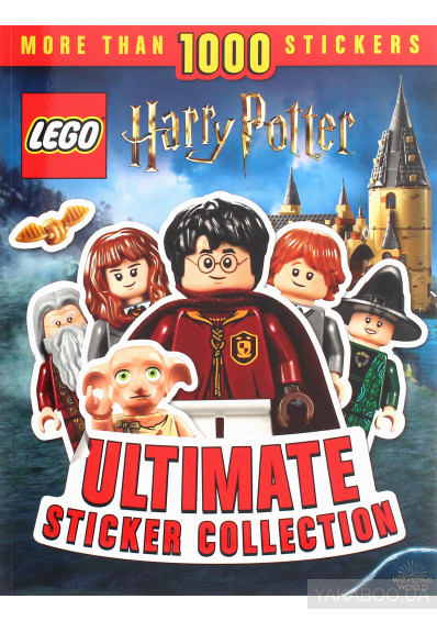Фото - LEGO® Harry Potter™ Ultimate Sticker Collection