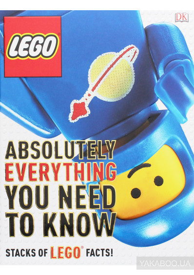 Фото - LEGO Absolutely Everything You Need to Know