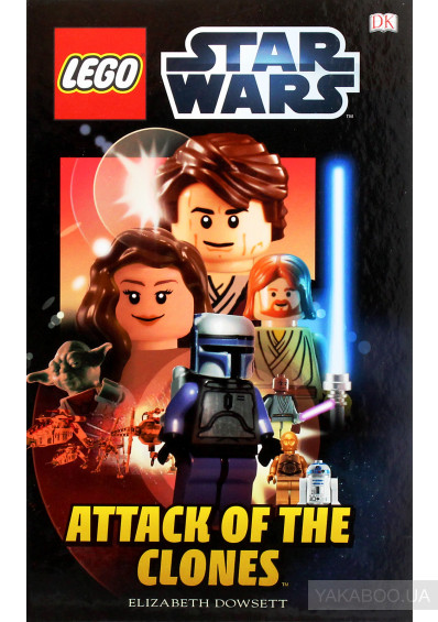 Фото - LEGO® Star Wars. Attack of the Clones