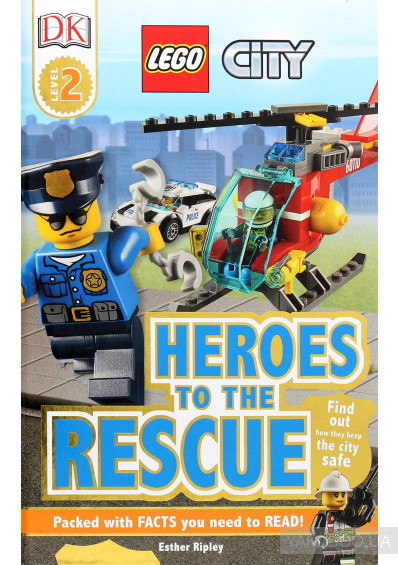 Фото - LEGO City. Heroes to the Rescue