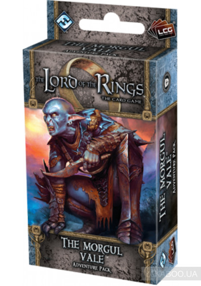 Фото - Дополнение к игре FFG Lord of the Rings LCG: The Morgul Vale (13343)