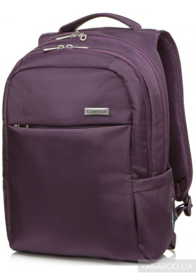 Фото - Рюкзак CoolPack Business Line Might бордовый (A41108)