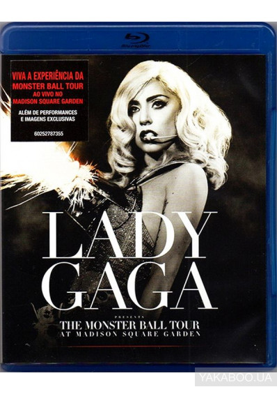 Фото - Lady Gaga: The Monster Ball Tour At Madison Square Garden (Blu-ray)