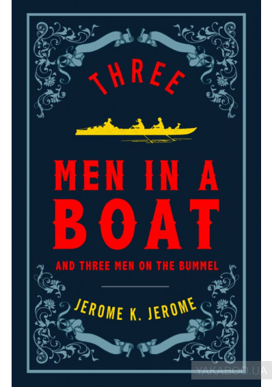 Фото - Three Men in a Boat and Three Men on the Bummel