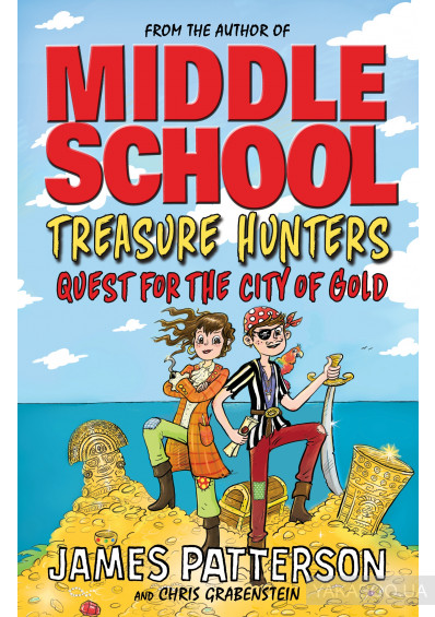 Фото - Treasure Hunters. Quest for the City of Gold