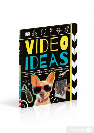 Книга «Book of Video Ideas by DK,The» – фото №1