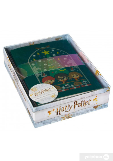 Фото - Harry Potter: Christmas Sweater Blank Boxed Note Cards