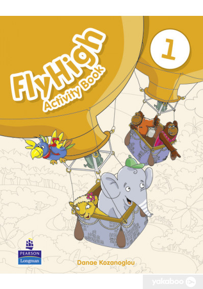 Фото - Fly High. Level 1. Activity Book