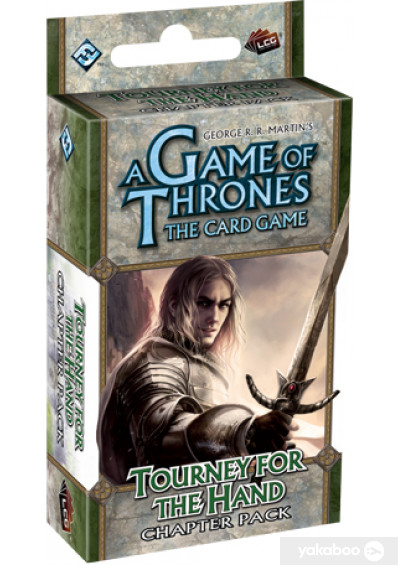 Фото - Дополнение к расширению A Tale of Champions к игре A Game of Thrones The Card Game Tourney for the Hand (13304)
