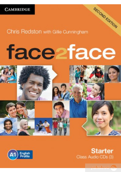 Фото - face2face Starter Class Audio (+ 3 CD-ROM)