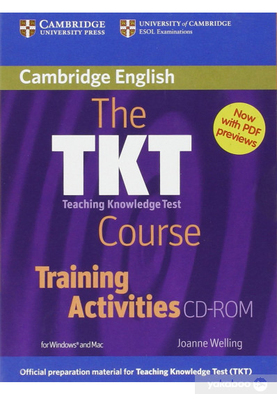 Фото - The TKT Course Training Activities CD