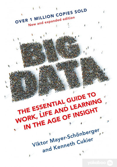 Фото - Big Data: The Essential Guide to Work, Life and Learning in the Age of Insight