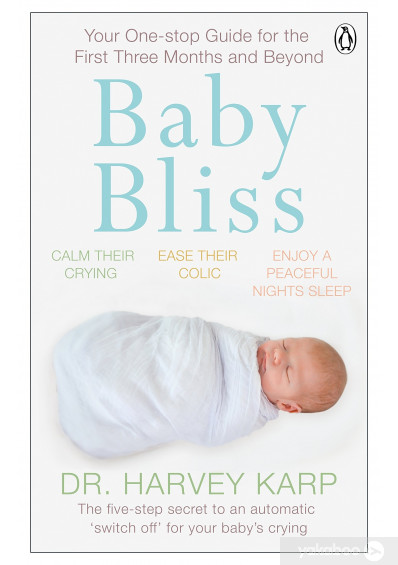 Книга «Baby Bliss. One-stop Guide for the First Three Months and Beyond», автора Харви Карп – фото №1