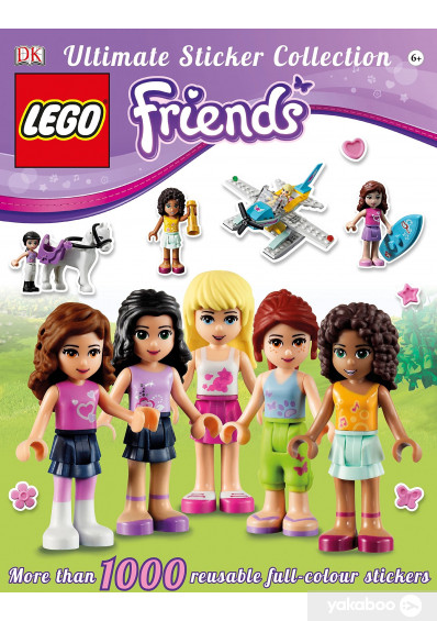 Фото - LEGO® FRIENDS Ultimate Sticker Collection