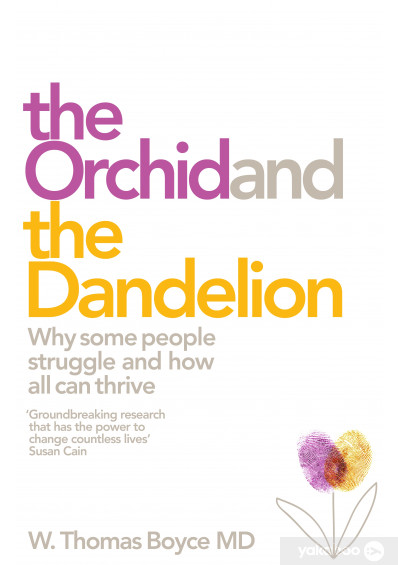 Книга «The Orchid and the Dandelion», автора Томас Бойс – фото №1