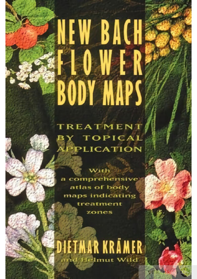 Фото - New Bach Flower Body Maps: Treatment by Topical Application