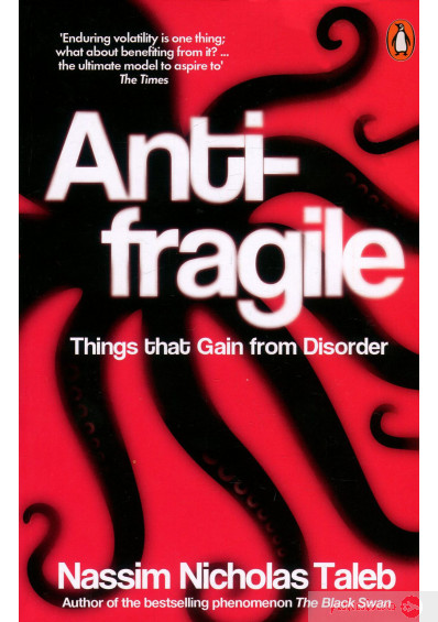 Фото - Antifragile. Things that Gain from Disorder