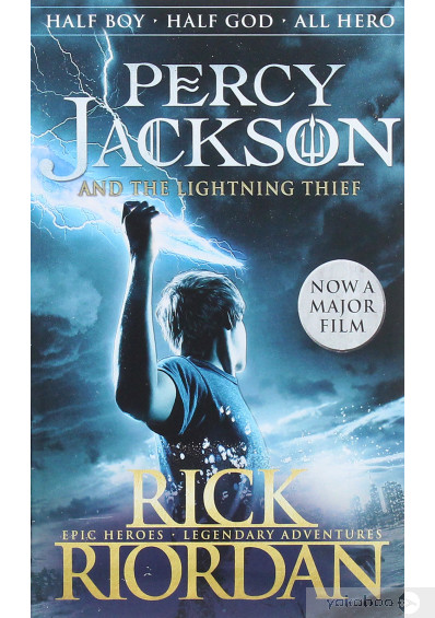Фото - Percy Jackson and the Lightning Thief (Film Tie-in)