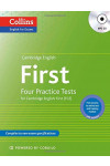 Cambridge English First. Four Practice Tests For Cambridge English (+MP3)