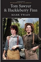 Купити - Книжки - The Adventures of Tom Sawyer. The Adventures of Huckleberry Finn