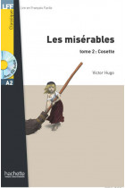 Купити - Книжки - Les Miserables: Tome 2: Cosette (+ CD audio)